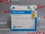 Zzerox Boldorox 250mg/ml цена за 1 амп купить в России