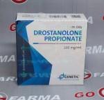 Genetic Drostanolone Propionate 100mg/ml цена за 1 амп купить в России