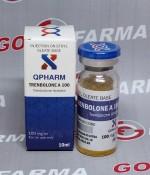 Qpharm Trenbolone A 100 mg/ml - цена за 10 ml купить в России
